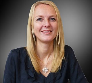 Kerry Baldwin, conveyancing paralegal at Tallents Solicitors in Newark