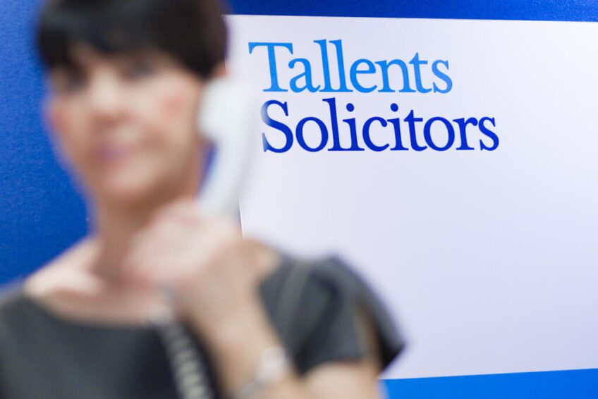 Free phone in family law clinic from Tallents Solicitors