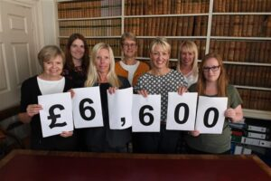 Tallents Solicitors and Beaumond House wills promotion