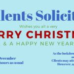 Festive opening hours at Tallents Solicitors