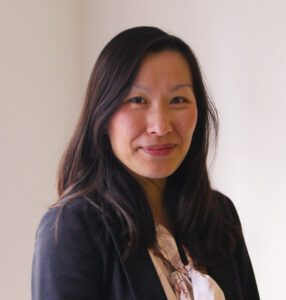 Vili Chung, commercial and residential converyancing lawyer at Tallents Solicitors in Mansfield