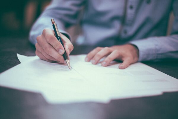 Formal written contracts can secure the future of your business