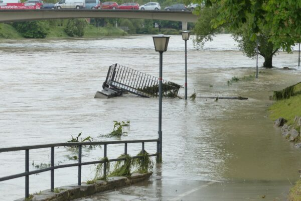 Tallents Solicitors look at flooding risks when buying a property